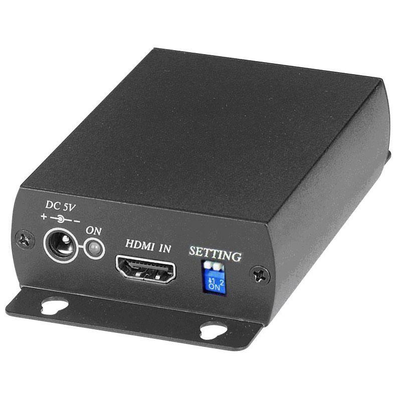 Hub sdi intelligent switch extender 2 to 1 converter for 3g hd sd monitor security camera cctv video 3g hd sd sdi