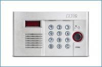 DP300-RD16 (9007) блок вызова