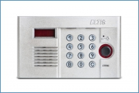 DP400-RD16 (9007) блок вызова