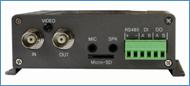 MDR-ivs01 IP-видеосервер 1-канальный
