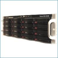 SIN02I SecurOS-IVS-NVR Industrial-24/600 Видеосервер