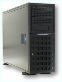 SIN03P SecurOS-IVS-NVR-Professional-24/600 Видеосервер