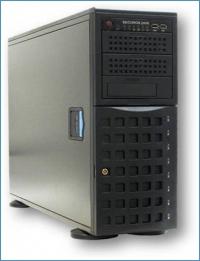 SIN04P SecurOS-IVS-NVR-Professional-32/800 Видеосервер